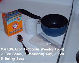 How to make crack cocaine gangs goons and gunz - Baking soda the powder that works wonders at home ...