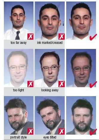 Make Your Own Passport Photos for Free - One Man's Blog