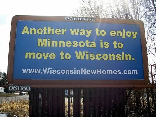 Billboard - Enjoy Minnesota