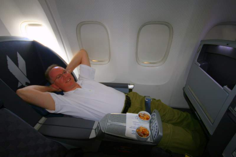 First Class To Hawaii On American Airlines