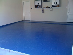 Sealing the Garage: Step 10
