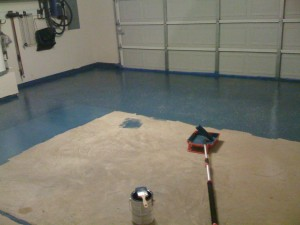 Sealing the Garage: Step 7