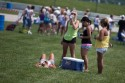 Drunk Chicks at the Indy 500 2010