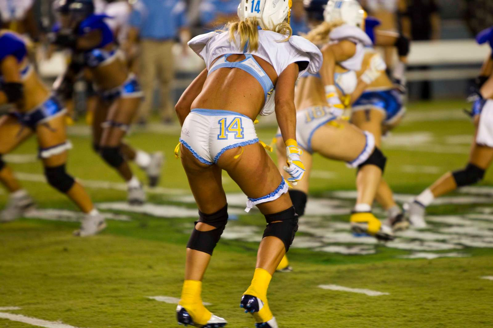 Lingerie Football League 121