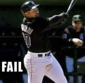 Baseball to the Crotch Fail