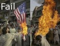 Flag Burning Fail
