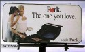 Pork The One You Love Billboard Fail