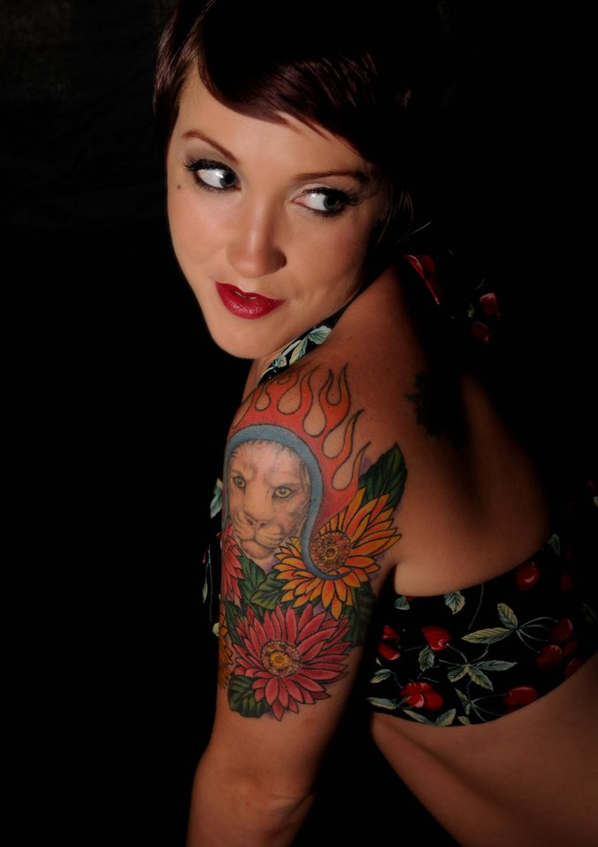 53 Pictures of Sexy Women Tattoos - Beautiful, or Trashy?