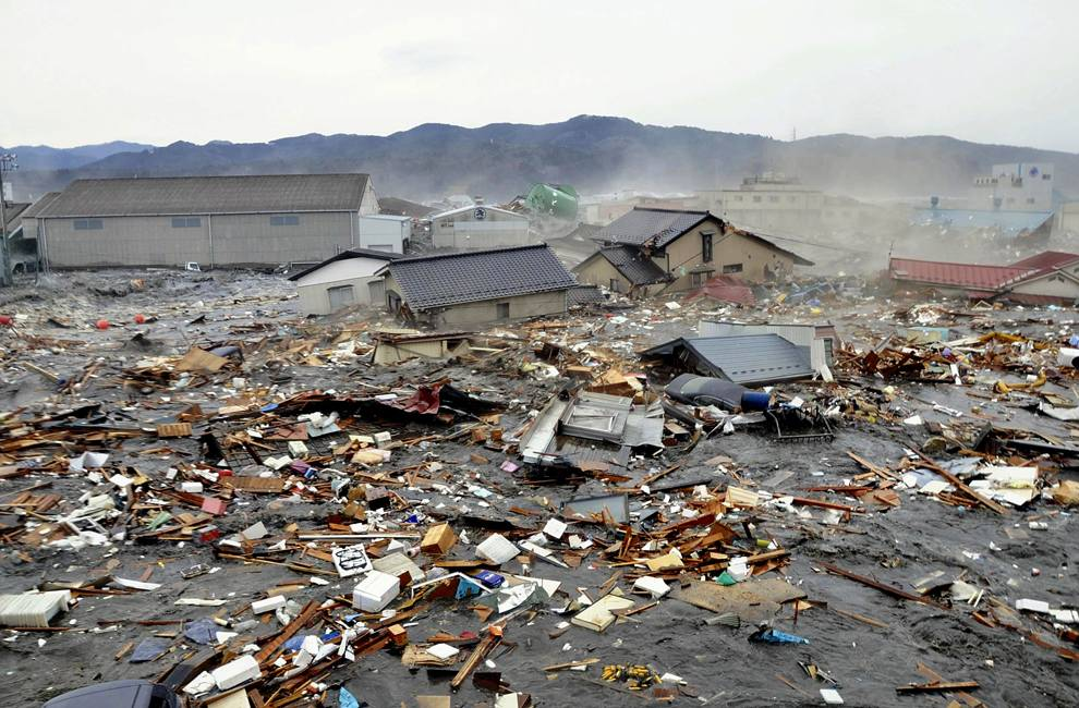 Summary of News From Japan: After the Earthquake and Tsunami