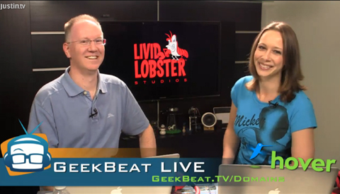 GeekBeat LIVE with Cali Lewis 14