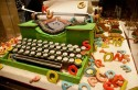 Gingerbread Typewriter