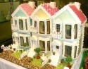 San Fran Gingerbread Homes