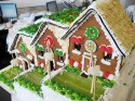 Gingerbread House Trio