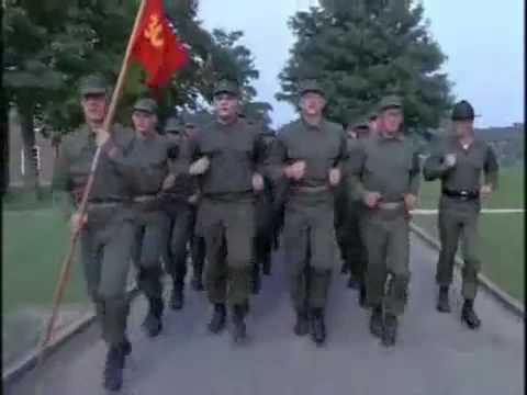 marine corp history running cadences I have chosen to write a paper about the history of running cadences in the marine corp running cadence is the number of times either your left or right foot hits the ground in one minute (life123, par 1.