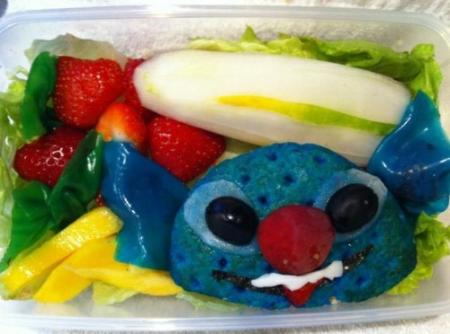 Lilo and Stitch Lunch