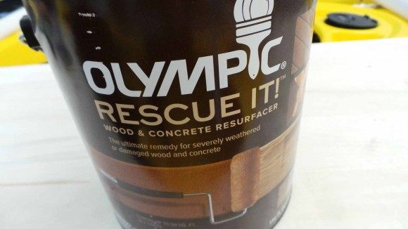 Olympic Rescue It Paint for Kayak Catamaran (1)