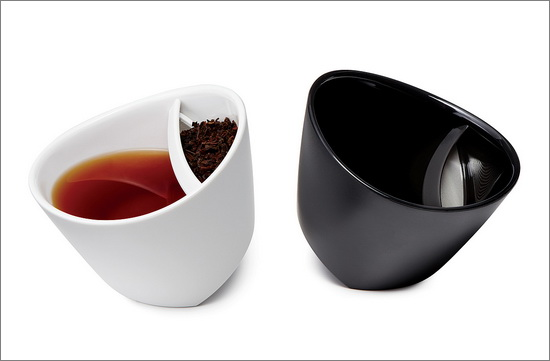 Tipping Teacup
