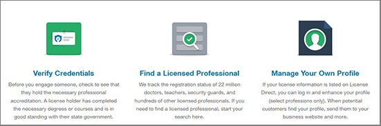 LicenseDirect