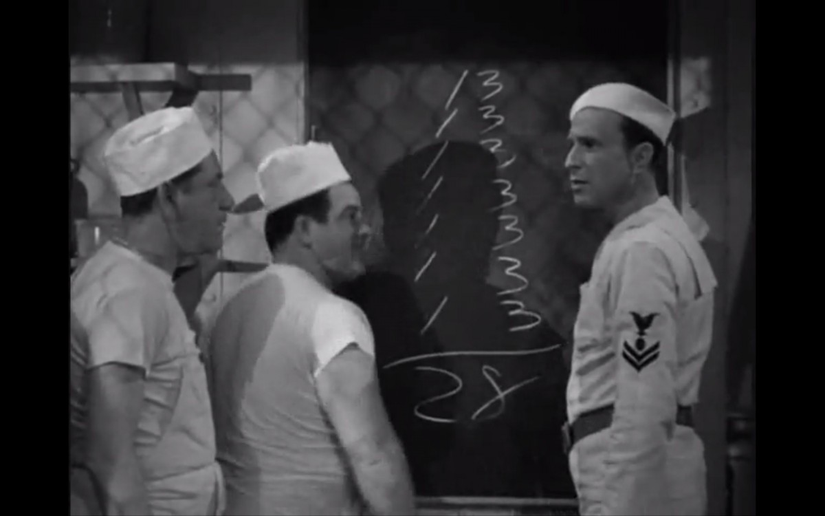 Abbott and Costello - 13 x 7 = 28