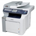 Review: Brother MFC-9840CDW Multi-Function Color Laser Printer / Scanner / Copier / Fax