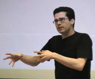 Chris Pirillo lectures at WordCamp San Francisco