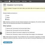 How to Disable Comments on All Images in WordPress