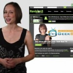 Check Out the NEW GeekBeat.TV – Starring Cali Lewis!