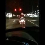 Santa Claus On A Harley