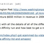VistaPrint.com Is Threatening to Sue Me Over a Blog Comment. Really???