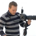 My New Manfrotto 685B Neotec Monopod Setup