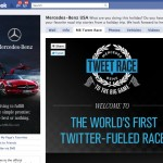 Why I Opted OUT of the Mercedes Benz Tweet Race (or… How NOT to Run a Contest)