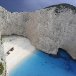 Photo: Navagio Beach on Zakynthos, Greece – Simply Stunning!