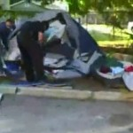 Police Slash Tents of Homeless in St. Petersburg, Florida