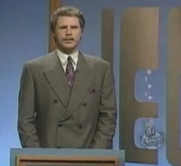 SNL Celebrity Jeopardy Alex Trebek