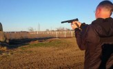 Shooting a Silenced Smith and Wesson