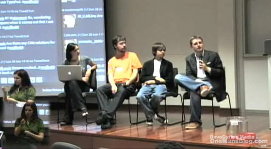 WordCamp-Dallas-2009-Discussion-Panel