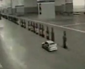 RC Car Plays Super Mario Brothers Theme