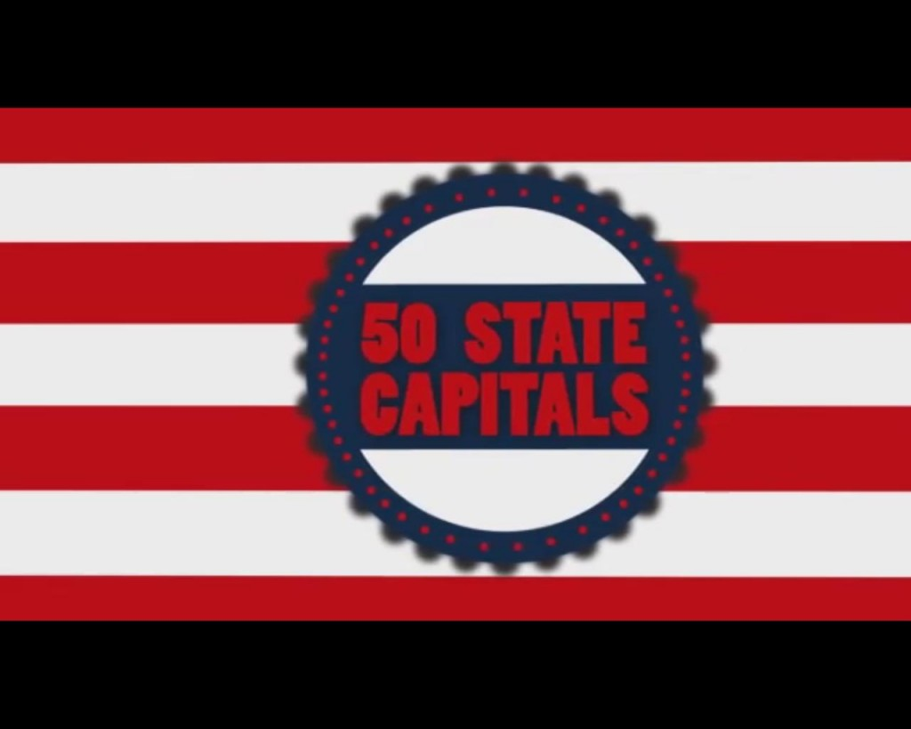 50 State Capitals