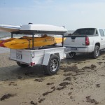 Kayak Trailers – 30 Photo Ideas to Buy or Build Your Own