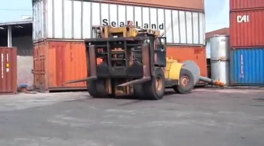 Worlds Greates Forklift Driver