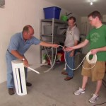 How to Install a Mini Split Air Conditioner in a Garage