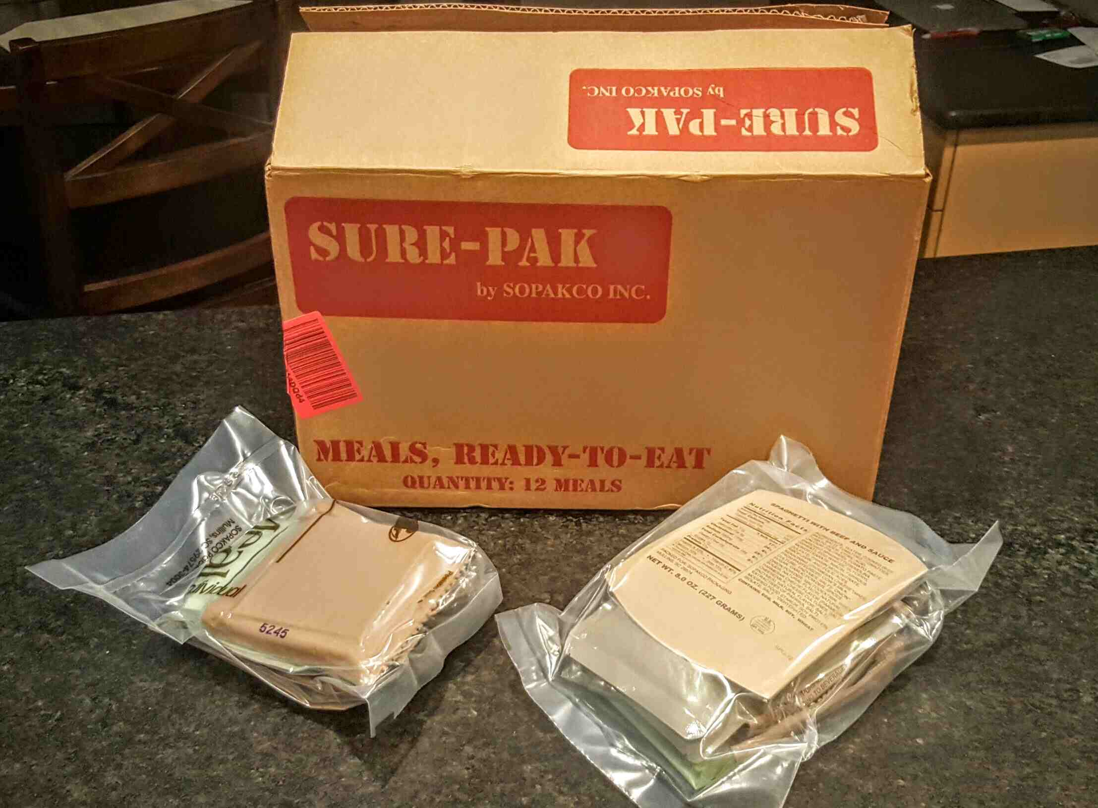 The Best Emergency Mre Food You Ll Find